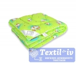 Одеяло детское AlViTek Светлячок классическое теплое
