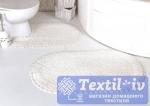 Набор ковриков для ванной Modalin Prior, кремовый