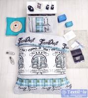 Детское постельное белье Altinbasak Molly, зеленый