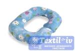 Наволочка на подушку для беременных Легкие Сны Цветы форма Rogal, поплин