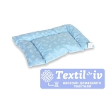 Подушка детская AlViTek Лебяжка мягкая