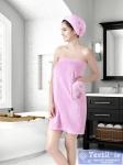 Набор для сауны женский Karna Arven, розовый