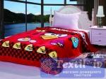 Плед детский Tango Angry Birds 3024-03