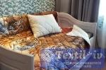 Комплект из одеяла-покрывала и подушки Natures Уссурийские тигры