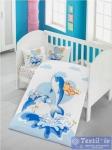 Постельное белье для новорожденных Victoria baby Ocean