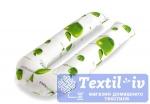 Наволочка на подушку для беременных Легкие Сны Фруктовый мотив форма U, поплин