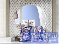 Постельное белье Altinbasak Neon Selva, синий