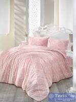 Постельное белье Altinbasak Lamina, розовый