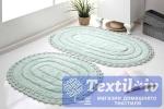 Набор ковриков для ванной Modalin Yana, ментол