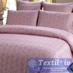 Постельное белье Kingsilk LS-4, розовый