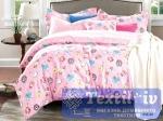 Постельное белье для новорожденных Cleo 045-sb