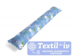 Наволочка на подушку для беременных Легкие Сны Цветы форма I, поплин