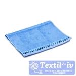 Полотенце Valtery DDWX043BT-B847, голубой