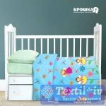Постельное белье для новорожденных Крошка Я Феечки