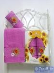 Набор полотенец Merzuka Sunflower 8006-06
