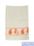 Полотенце кухонное Arloni Груша, оранжевый