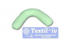 Подушка для беременных AlViTek Бамбук Б-МХ форма Бумеранг