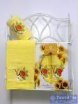 Набор полотенец Merzuka Sunflower 8006-05