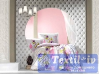 Постельное белье Altinbasak Neon Karel, розовый