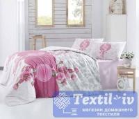 Постельное белье Altinbasak Rosen, розовый