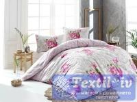 Постельное белье Altinbasak Lucca, розовый