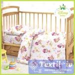 Постельное белье для новорожденных Этель Малышка Минни