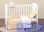 Постельное белье для новорожденных Mirarossi Felicita beige