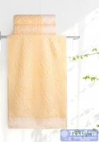 Полотенце Aquarelle Толедо, светло-желтый