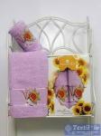 Набор полотенец Merzuka Sunflower 8006-03