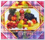 Набор кухонных полотенец Valtery Фрукты