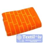 Полотенце Arloni Эко, оранжевый