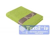 Полотенце Aquarelle Таллин вид 2, травяной