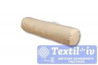 Подушка Alvitek Валик-Сибирское здоровье упругая