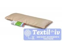 Подушка-валик Alvitek Сибирское здоровье упругая