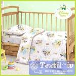 Постельное белье для новорожденных Этель Сладких снов