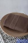 Полотенце кухонное Karna Truva, коричневый