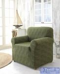 Чехол на кресло Karna Roma, зеленый