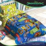 Детское постельное белье Disney Зверополис