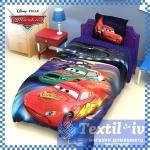 Детское постельное белье Disney Тачки.Гонка