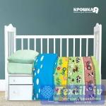 Постельное белье для новорожденных Крошка Я В гостях у бабушки