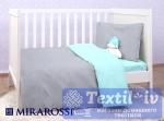 Постельное белье для новорожденных Mirarossi Teddy