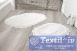 Набор ковриков для ванной Modalin Lokal, кремовый
