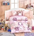 Комплект в кроватку Hobby Snoopy, розовый
