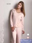 Костюм домашний Luisa Moretti LMS-2025, розовая пудра