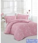 Постельное белье Altinbasak Sehrazat, грязно-розовый