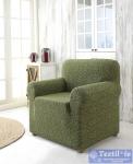 Чехол на кресло Karna Milano, зеленый