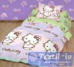 Детское постельное белье Hello Kitty Магнолия