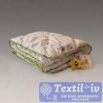 Одеяло детское Natures Бамбуковый Медвежонок легкое