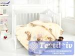 Постельное белье для новорожденных Altinbasak Yumak, кремовый