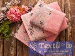 Полотенце Irya Mabella Pembe, розовый